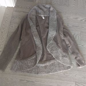 Beautiful brown cardigan sweater by Chico's 🍀